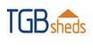 TGB Sheds Logo